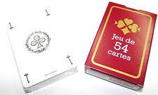 Jeu de 54 Cartes Gauloise Classique France-Carte Brigde/Poker/Canasta Standard