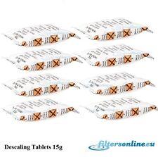 8 Large Descaler Descaling Tablets For Dolce Gusto A Modo Mio Nespresso Tassimo