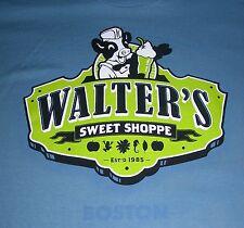 NEW TEE FURY Fringe Walter's Sweet Shoppe Boston Shirt Bishop Division Fox OOP