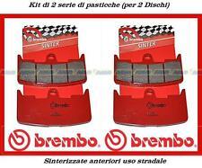 Pastillas Brembo Sint Delantero 2 Kit) Buell XB9/XB12 Firebolt/Lightning
