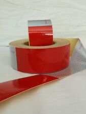 20 Foot Roll -DOT-C2 Reflective Conspicuity Tape Safety * FREE  FAST SHIPPING!!!
