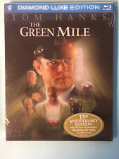 The Green Mile (Blu-ray Disc, 2014, 2-Disc Set) (15th Anniversary Luxe Edition)