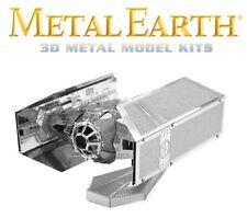 Fascinations Metal Earth Star Wars Darth Vader's TIE Fighter Laser Cut 3D Model