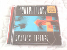 THE OUTPATIENCE ANXIOUS DISEASE CD NEW 1999 ORIGINAL SWITZERLAND PRESSING GNR