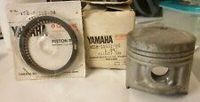Genuine Yamaha XJ550 H,J,K STD Piston and Rings NOS 4U8-11631-00 / 15E11610-00