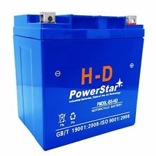 YIX30-LBS Gel SLA Harley Maintenance-Free PowerSport Battery 3 Year Warranty