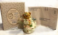 """Cherished Teddies 107025 Vick, """"You Give My Heart Wings To Soar"""""""