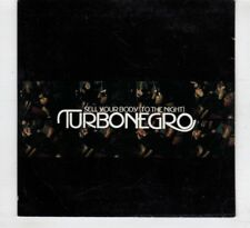 (HT4) Turbonegro, Sell Your Body (To The Night) - 2003 DJ CD