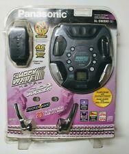 Panasonic SL-SW890 Shockwave Metal Portable CD Player