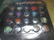 Guild Wars Sealed badges PC Game Collection 2 Nightfall Xmas Birthday Gift