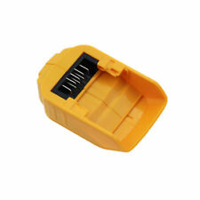 (USB Converter) Battery Adapter For Dewalt 10.8V 12V 18V 20V DCB090 USA