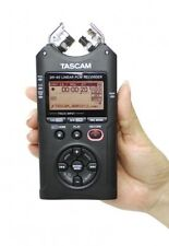 Tascam DR-40 4 Track Portable Digital Audio Recorder + SD Card - Fast Shipping
