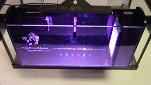 Refugium, WSRBio16M w/Bio Filter cartridge Refugium w/Chaeto LED WSR6L9V Light