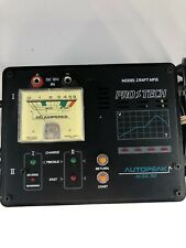 Vintage Model Craft Pro Tech AC/DC 707 Auto peak Twin Ni-Cad super charger