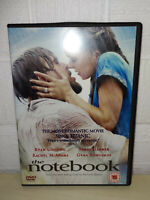 THE NOTEBOOK - ENGLISH - DVD