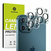 For iPhone 12 Pro Max Mini Camera Lens Tempered Glass Screen Protector