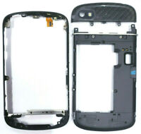 Blackberry Q10 Original Bezel Back  Top & Middle Housing Black Replacement Oem