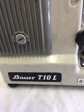 Bauer T10 L 8 mm Normal Projektor