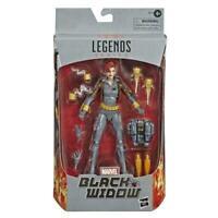 Black Widow Comic Grey Suit Marvel Legends Collectable Figure RARE