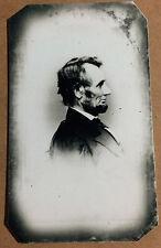 tintype Of President Abraham Lincoln Civil War  C1041RP