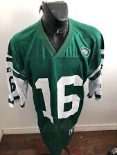 MENS XLarge Starter Football Jersey NFL New York Jets #16