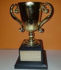 Classic Womans 1997 Dart League Trophy