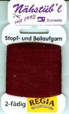 Regia Darning cotton u Casual yarn 2 threads 5g burgundy 8315