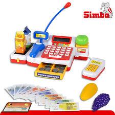 Simba Supermarktkasse mit Scanner