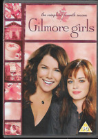 GILMORE GIRLS COMPLETE SEVENTH SEASON SERIES 7 GENUINE R2 DVD 6-DISC SET VGC
