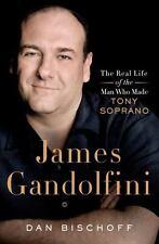 James Gandolfini: The Real Life of the Man Who Made Tony Soprano-ExLibrary