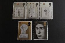 Gb Mnh Stamp Set 1969 Investiture of Prince Wales Sg 802-806 10% Off Any 5+