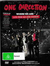 One Direction - Where We Are: Live From San Siro Stadium  / DVD/ NEU+OVP-SEALED!