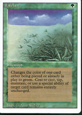 MAGIC THE GATHERING REVISED GREEN RARE LIFELACE