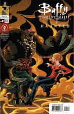 Buffy the Vampire Slayer: Haunted #4A VF/NM; Dark Horse | save on shipping - det