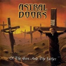 ASTRAL DOORS - Of The Son And The Father  [Re-Release] DIGI-CD