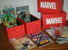 Marvel / comics books / stockage BD... / Box BD US / Strange / Semic / Lug