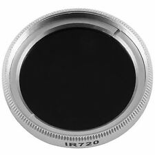 New 30mm 720nm Infrared Infra-red Lens Filter IR720 IR Pass X-Ray Optical Glass