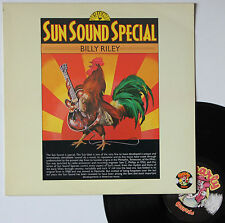 "Vinyle 33T Billy Lee Riley  ""Sun sound special : Billy Riley"""