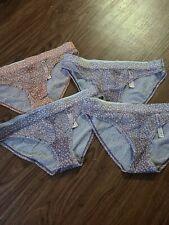 Lot Of 4 Victoria Secret Panties Sz M