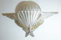 BADGE - FRENCH FOREIGN LEGION - Laos, Cambodia, Vietnam - AIRBORNE WINGS - FFL