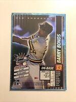 Barry Bonds *RARE NMT/MT FOIL* Pittsburgh Pirates Showdown Card