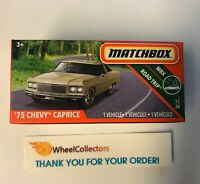 '75 Chevy Caprice * 2019 Matchbox POWER GRABS Case D * WG17