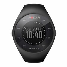 Polar M200 GPS Running Watch With Optical wrist based Heart Rate Black Freeship