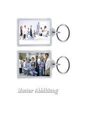 Greys Anatomy / Grey´s Anatomy - Cast - Schlüsselanhänger / key fob [S2]