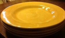 """Pottery Barn SAUSALITO AMBER Chop Plate / Platter 12 - 1/4"""" (replacement dish)"""