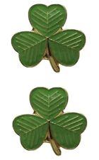 More details for joblot of 100 shamrock irish pin badges