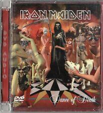 IRON MAIDEN - Dance of death - DVD Audio - EU 2004 - EMI - 592 3409