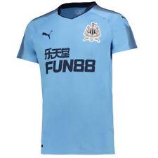 Camiseta de fútbol de clubes ingleses para hombres Newcastle United