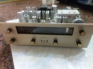 Vintage THE FISHER R200 TUBE  AM/FM TUNER