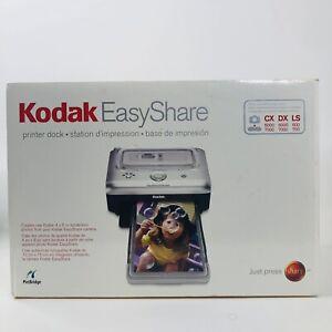 Kodak EasyShare Digital Photo Thermal PictBridg Printer Dock Station Photos 4x6